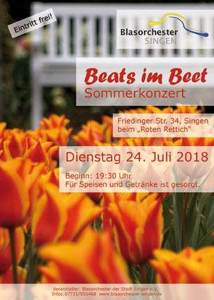 Beats im Beet - Sommerkonzert @ Roter Rettich